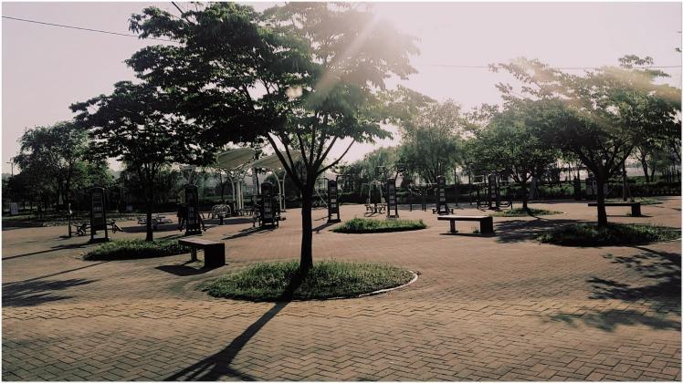 한강시민공원 2